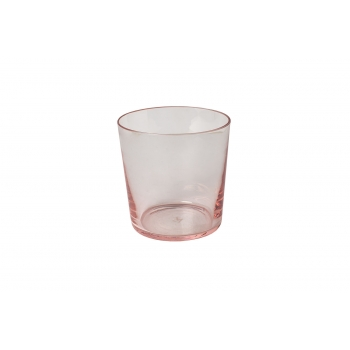 Verre murano rose PM