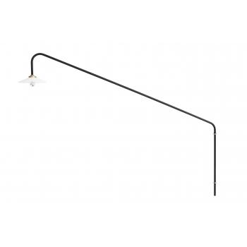 Ailleurs Paris Hanging lamp n°1 140x175 black