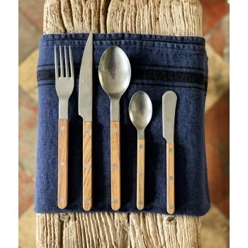 Teakwood fork