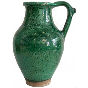 Vintage jar from Transylvania Large