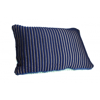 chumbes pillow musgo/silver