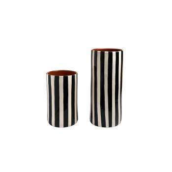 Vase gm ray black