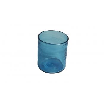 Verre eau trurquoise
