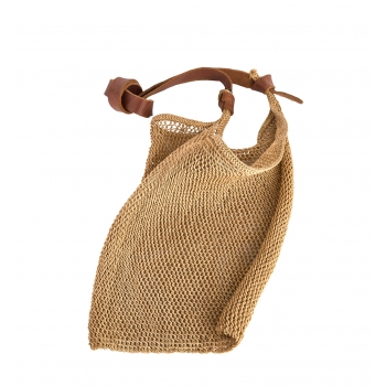 Sac-filet en fibres d'agave