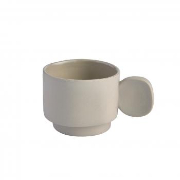 Tasse gris clair