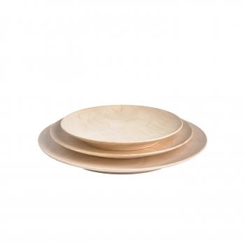 Assiette sycomore 28cm
