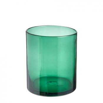 Vase oban vert foret pm
