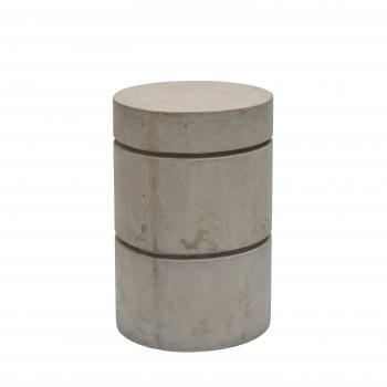 Tabouret beton marie