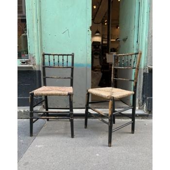 Chaise w. morris