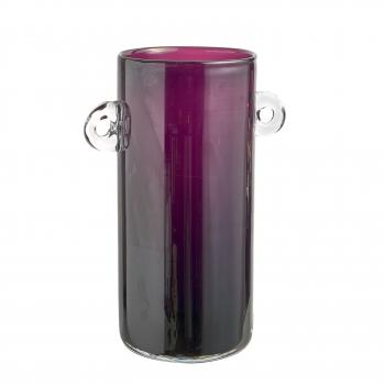 Vase wind & fire aubergine