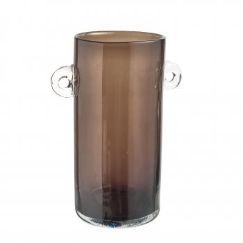 Vase wind & fire brun