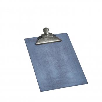 Clipboard A5 bleu