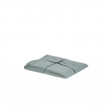 Taie coton celadon 65x65