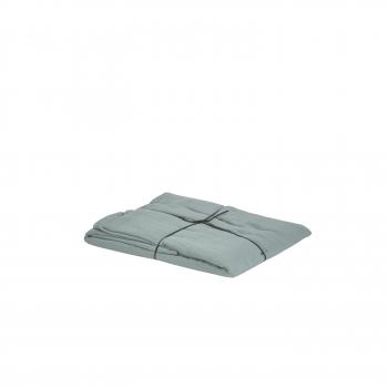 Taie coton celadon 50x70