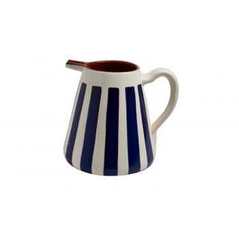 Portuguese blue pitcher 1 liter