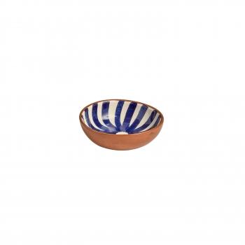 Mini bol etoile bleu