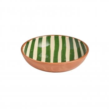 Saladbowl raye large vert