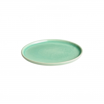 Assiette gres 26cm celadon