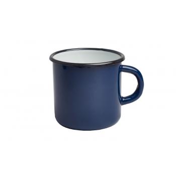 Ailleurs Paris Mug émail bleu