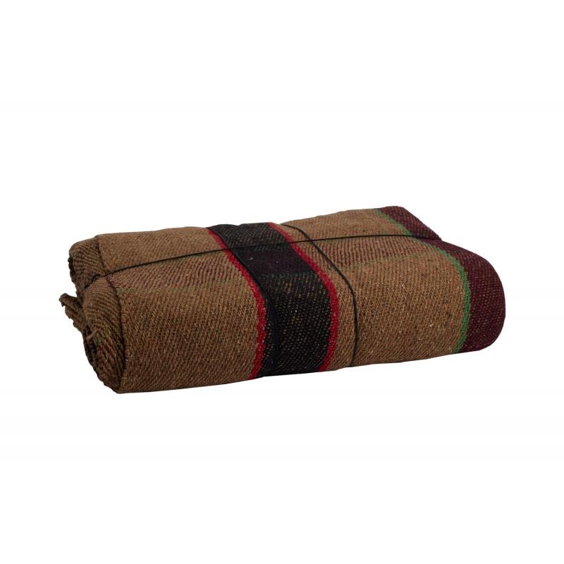 Ailleurs Paris Universal blanket brown